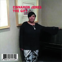Cinnamon Jones CD the Gift